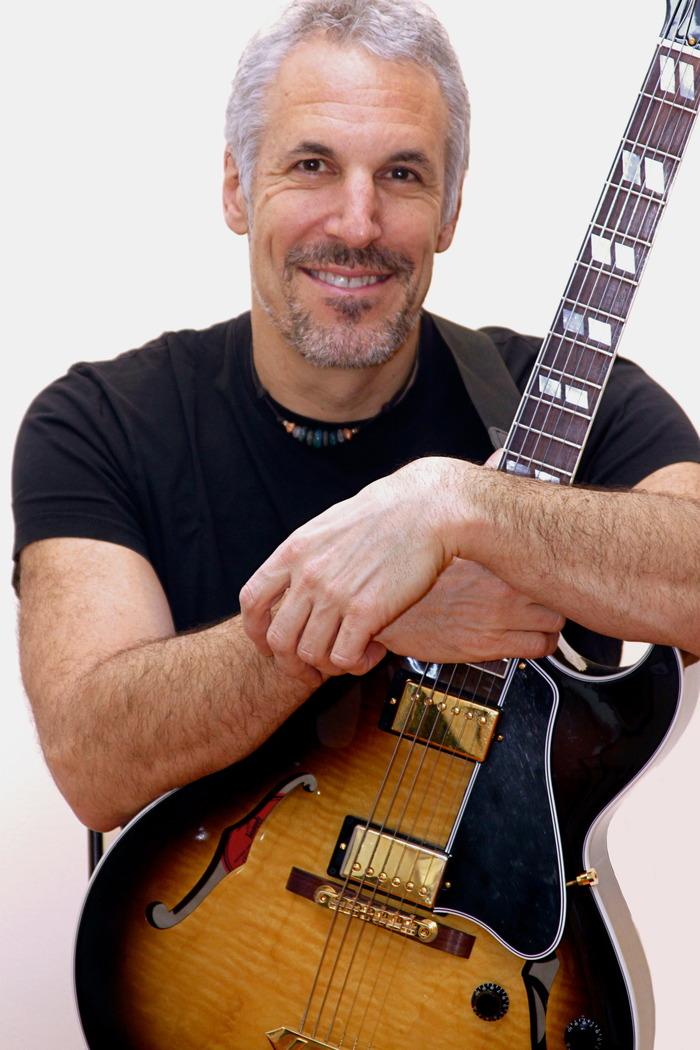 Jeff Pevar (photo credit Mark Arinsburg)