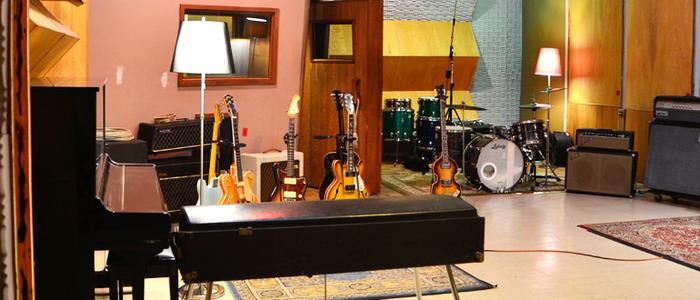 Boulevard Recording Studio