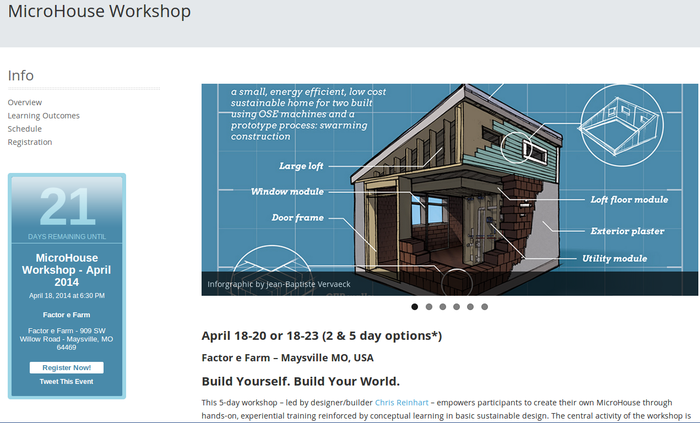 MicroHouse Workshop