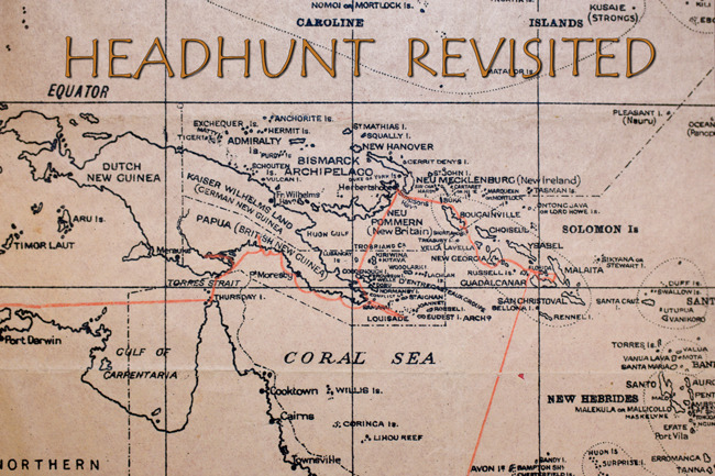 Headhunt Revisited Wallpaper