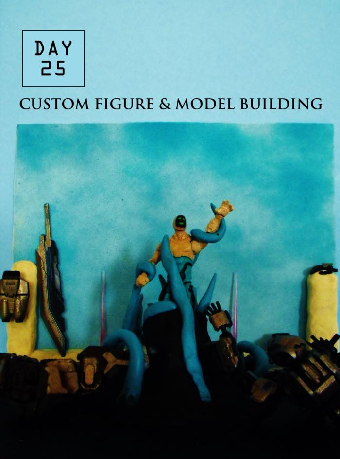 "CUSTOM FIGURE PAINTING & MODEL BUILDING - ""Robot Hell"""