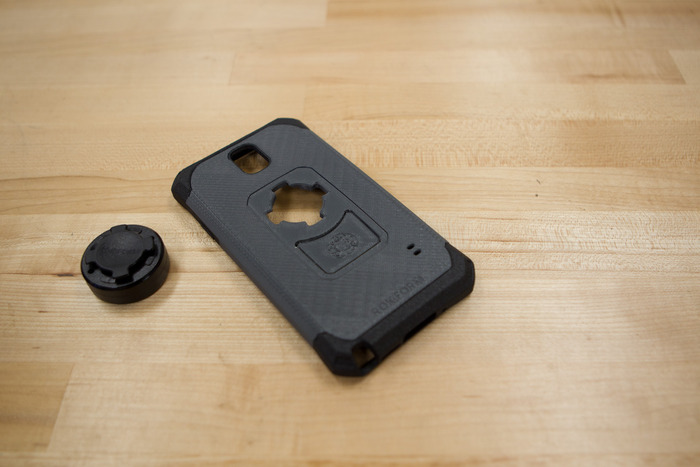 Note 3 Case w/ RMS Mount