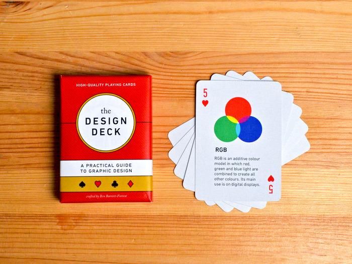 The Design Deck - Joc de cartes disseny gràfic