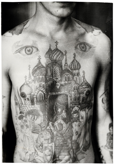 Russian criminal tattoo police files by fuel design for Russian style tattoo