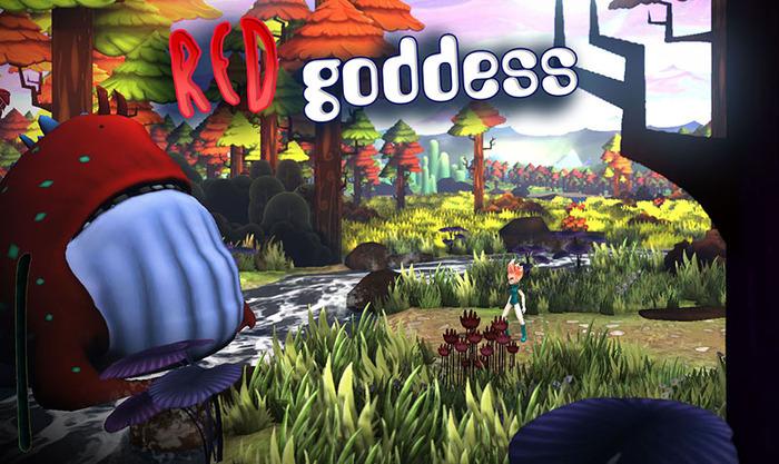 Red Goddess Kickstarter