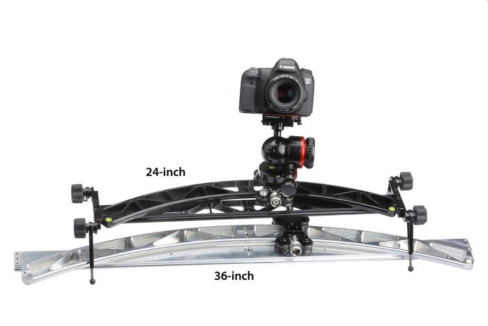 24-inch Slider Above, 36-inch below
