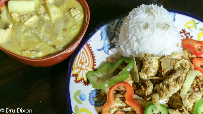 Khmer Curry and Cha Krueng-Like nothing you've ever tasted before.