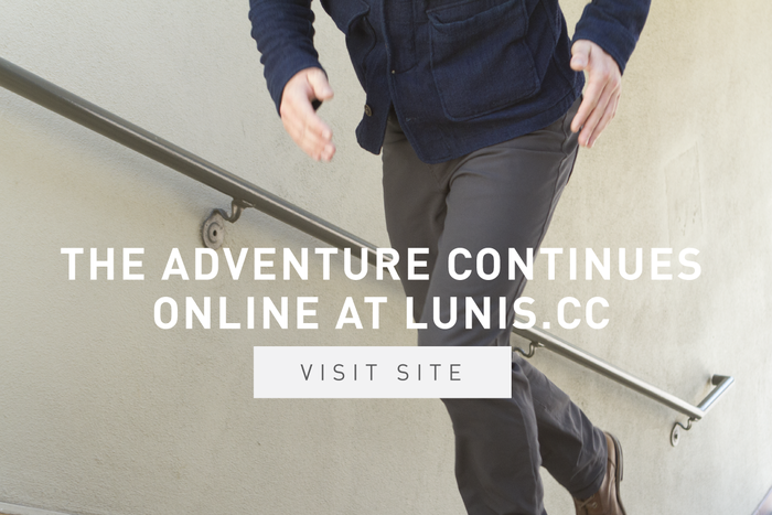The adventure continues online at lunis.cc