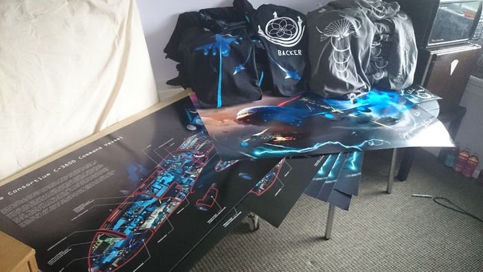 Posters and T-Shirts