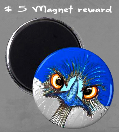 $5 Magnet Reward