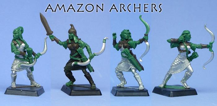 Amazon Archers