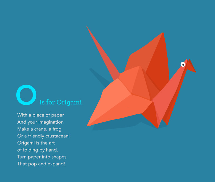 Origami is the art of folding by hand. Turn paper into shapes that pop and expand!