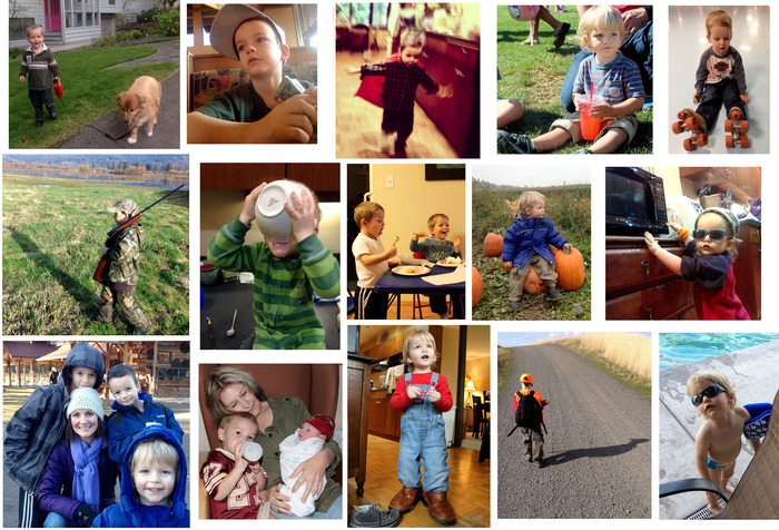 A few of our own family pictures shot with the COVR Photo Lens Case - More Images & Photo Galleries at www.covrphoto.com