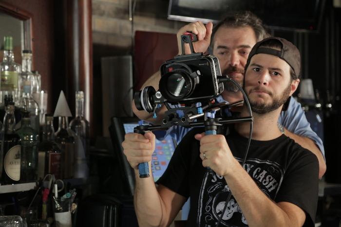 Director- David Vargas and Gaffer-Alejandro Becerra
