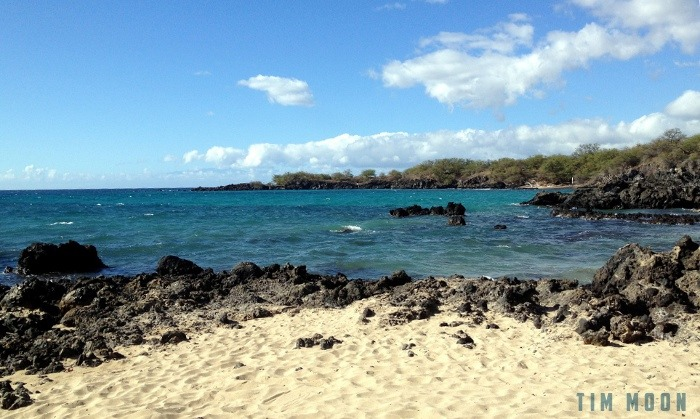 69 Beach North of Waikoloa
