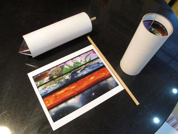 Original SlideOScope prototype