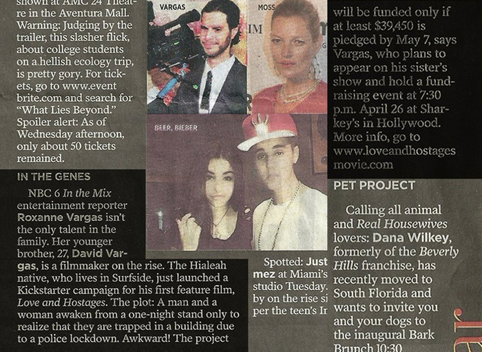 Article in the Miami Herald
