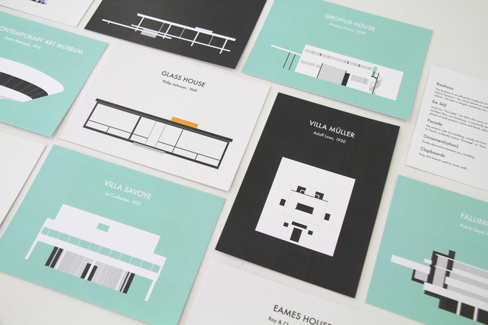 Modern Architecture Prints archigrams: prints of modern architecture icons that inspire