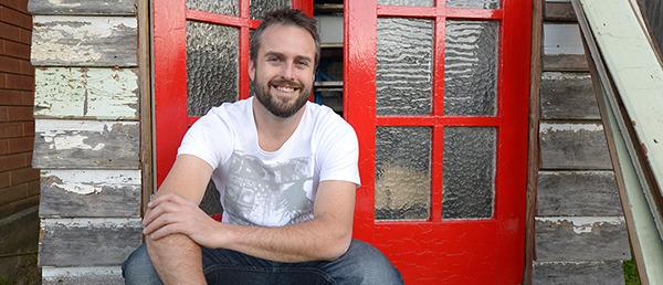 Nathan Devine - founder of Retrash