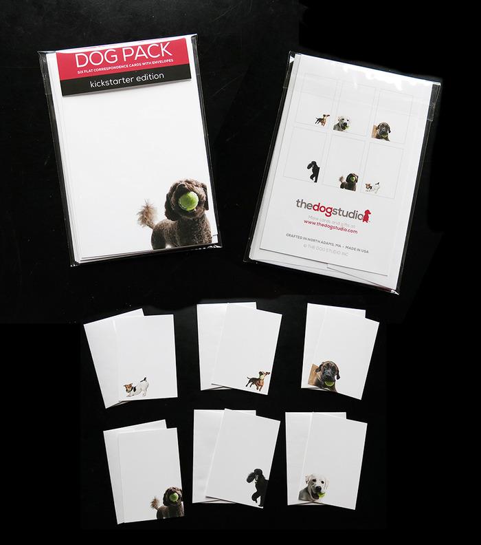 Special Kickstarter Dog Pack