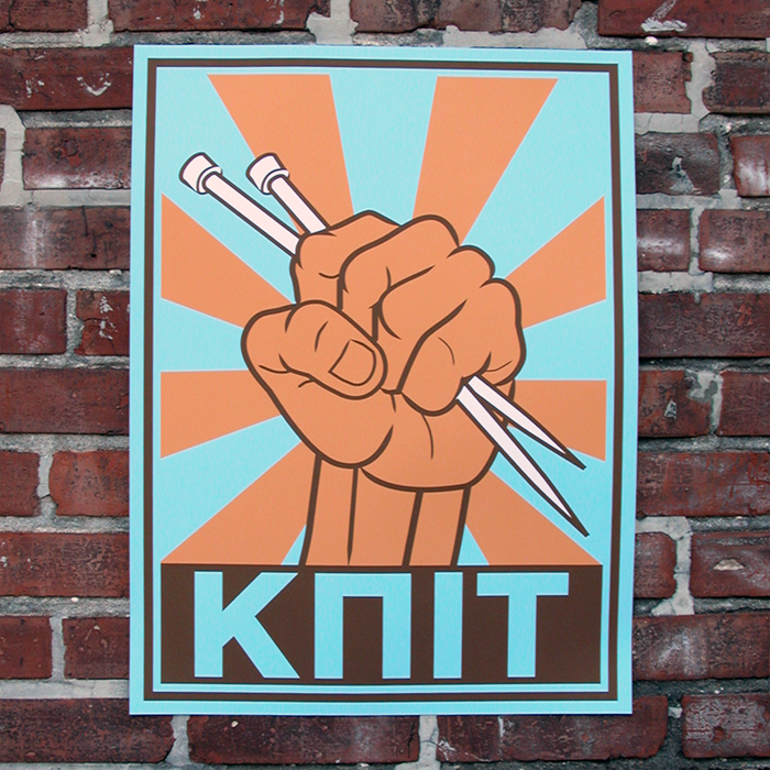 KNIT! - Big Softee