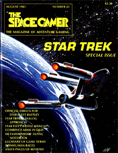 Space Gamer #42