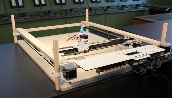 Two laser cutter project on Kickstarter (Page 1 ...