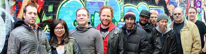 Original Amplitude team members still rocking it at Harmonix