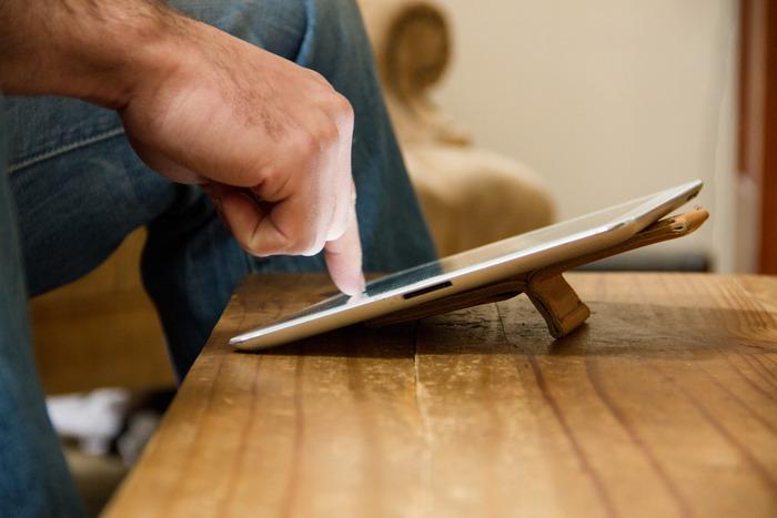 iPads love Wezels
