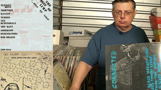 Skip Groff, of Yesterday and Today Records (store), Limp Records, 2011