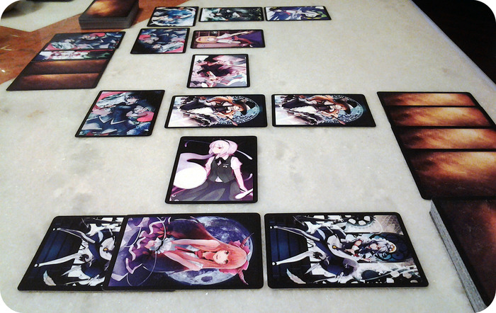 Playtester's prototype, final production will vary.