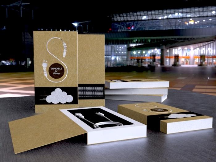 Proposed Packaging Inside