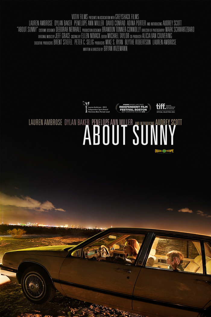 ABOUT SUNNY poster
