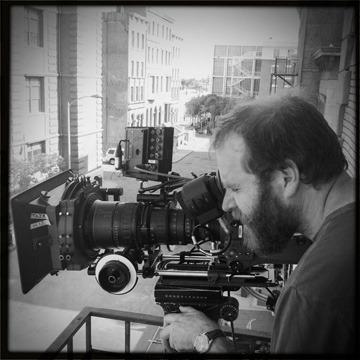 Cinematographer Mark Schwartzbard