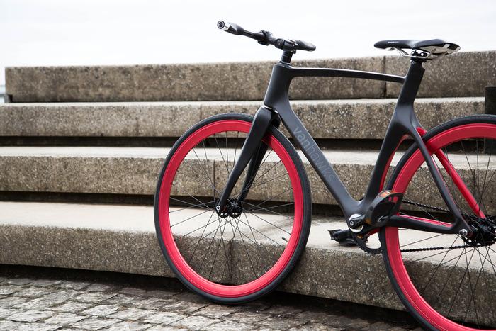 Nice City Bike - Magazine cover