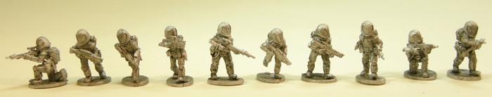 Venturian Infantry stretch goal