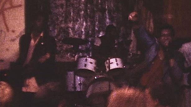 Bad Brains at Madams Organ, Super-8 freeze frame, 1979