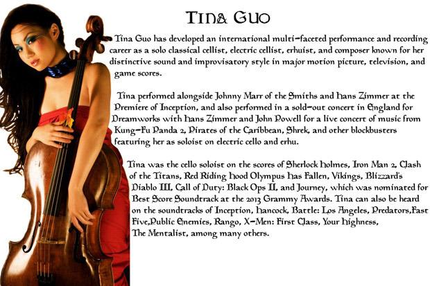 The Solo Cellist.