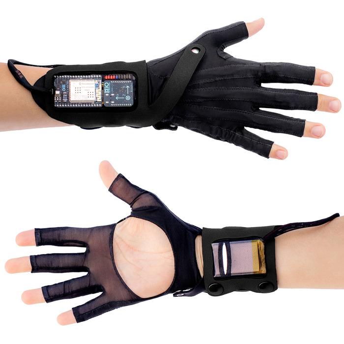 Mi.Mu, el guante de Imogen Heap que puede controlar el sonido