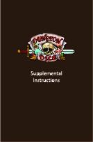 Supplemental Instructions