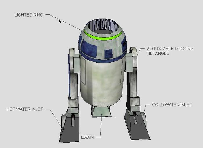Robo-Washer: IKID   (Indoor kid model)