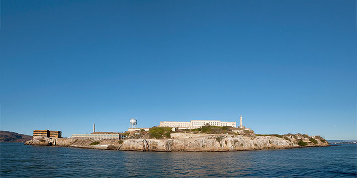 Alcatraz Island; photo: Ben Fash