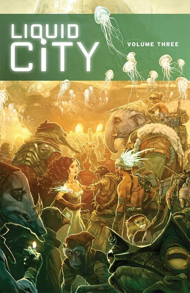 Nicky in Liquid City 3