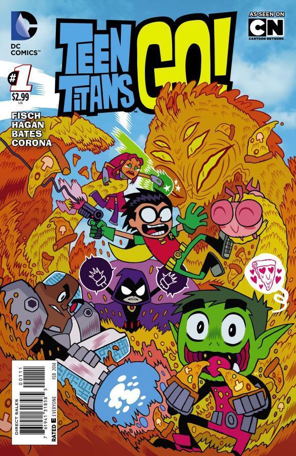 Jorge in Teen Titans Go!