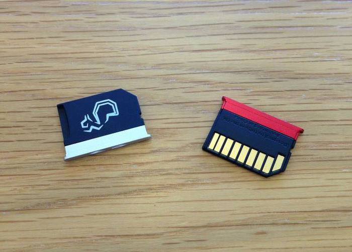 Late 2013 R15 Compatible Nifty MiniDrives