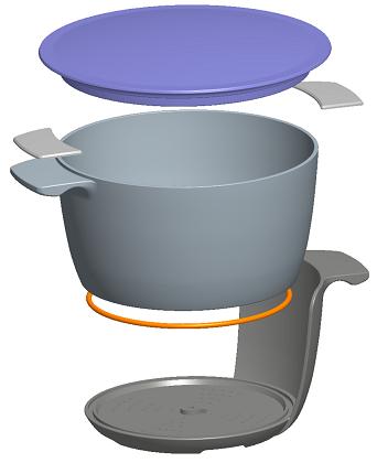 4th Generation CAD Model