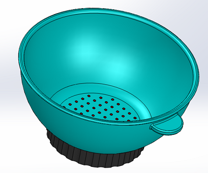 First CAD Model