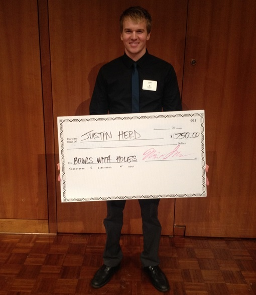 Idea Pitch Competition 2nd Place