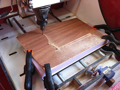 To learn more about what our CNC Router can cut, Click Here.