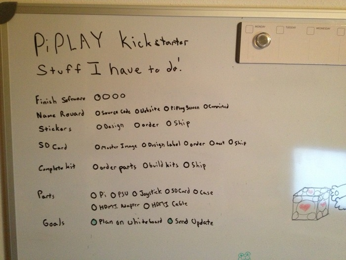 PiPlay Update Board